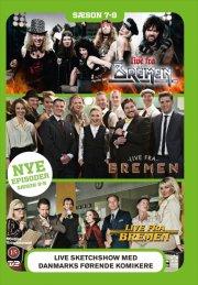 live fra bremen - sæson 7-9 - DVD