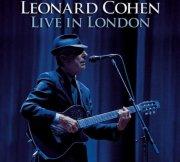 leonard cohen - live in london - Vinyl / LP