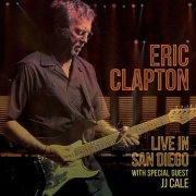 eric clapton - live in san diego - Vinyl / LP