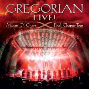 gregorian - live! masters of chant - final chapter tour - limited edition  - cd+dvd