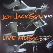 joe jackson trio - live music - Vinyl / LP