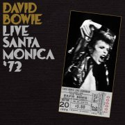 david bowie - live santa monica '72 - Vinyl / LP