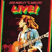 bob marley and the wailers - live! - Vinyl / LP