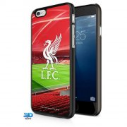 liverpool cover til iphone 6 - hard case cover - 3d - Merchandise