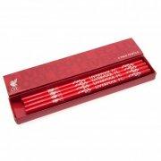 liverpool merchandise - blyanter - 4 pak - Merchandise