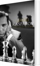 livet er et skakspil - bog