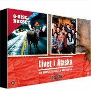 livet i alaska - sæson 1 og 2 - boks - DVD