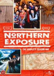 livet i alaska - sæson 1 - DVD