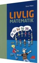 livlig matematik - bog