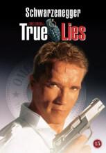 livsfarlig løgn / true lies - DVD