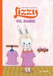 lizzy vil danse - bog
