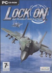 Image of   Lock On Air Combat Simulation - Dk - PC