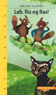 løb, ris og ras - bog