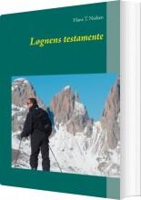 løgnens testamente - bog