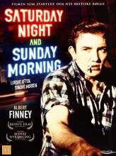 lørdag aften, søndag morgen - DVD
