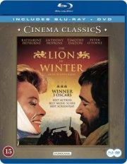 løve ved vintertiden  - BLU-RAY+DVD