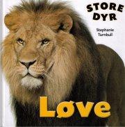 løve - bog