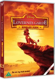 the lion guard - return of the roar - DVD