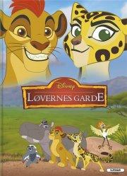 løvernes garde - bog