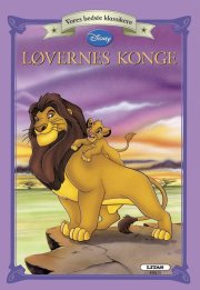 disney: løvernes konge - bog