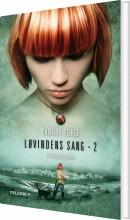 løvindens sang #2: i gudindens hånd - bog