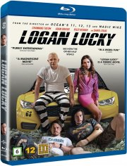logan lucky - Blu-Ray