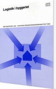 logistik i byggeriet - bog