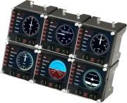 logitech - g saitek pro flight instrument panel til pc - Gaming
