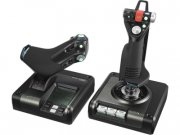 logitech g saitek x52 pro flight control system til mac og pc - Gaming