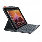 logitech slim folio trådløs tastatur og tablet cover - Mobil Og Tilbehør