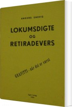 lokumsdigte og retiradevers - bog