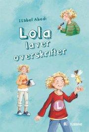 lola laver overskrifter - bog
