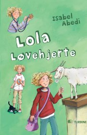 lola løvehjerte - bog