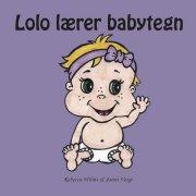 lolo lærer babytegn - bog