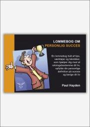 lommebog om personlig succes - bog
