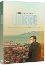 looking - den komplette serie + the movie - hbo - DVD