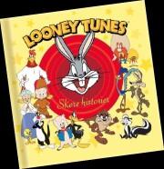 looney tunes: skøre historier - bog