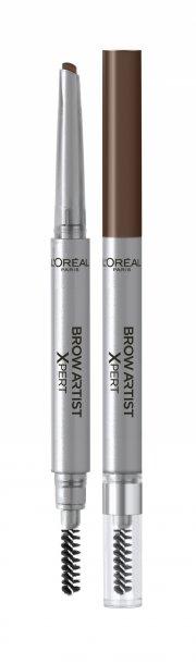 l'oreal eyebrow pen - artist expert - 106 grey brune - Makeup
