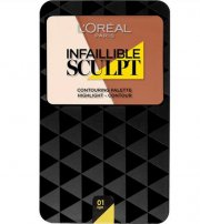 l'oreal infallible sculpt palette - 01 lys - Makeup