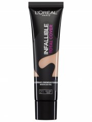 l'oréal infallible total cover foundation - sable - Makeup