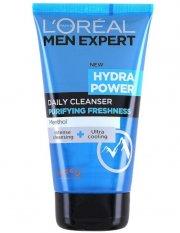 l'oréal - men expert hydra power rensegel 150 ml - Hudpleje