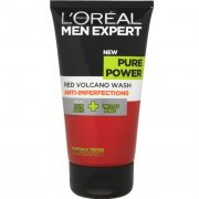 loreal pure power red volcano wash - 150 ml - Hudpleje