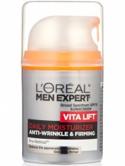 l'oreal men's expert vita lift anti-wrinkle - 50 ml. - Hudpleje