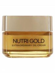 l'oreal nutri gold extraordinary oil cream - 50 ml. - Hudpleje