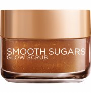 l'oreal sugar scrub - glow grape seed - Hudpleje