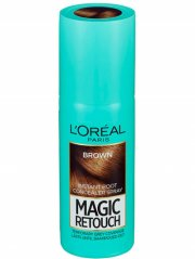 l'oreal magic retouch instant root concealer brown - 75 ml. - Hårpleje