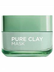 loreal - pure clay purity mask - ansigtsmaske 50 ml. - Hudpleje