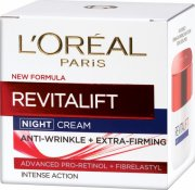 loreal natcreme - revitalift night cream 50 ml - Hudpleje