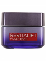 l'oreal revitalift filler night cream - 50 ml. - Hudpleje