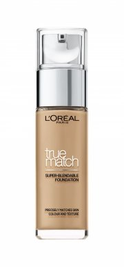 l'oréal true match foundation - 6.5 d/6.5 w caramel - Makeup